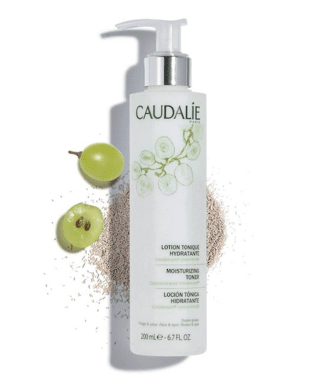 Lotion tonique hydratante de Caudalie