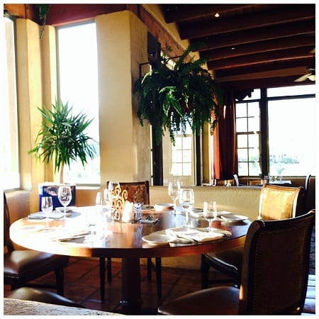 Luxury stay at Hacienda des Sol in Tucson Arizona and its Grill restaurant
