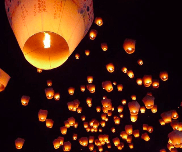 Pingxi Sky Lantern Festival – How to get there (and YES it's worth it)!