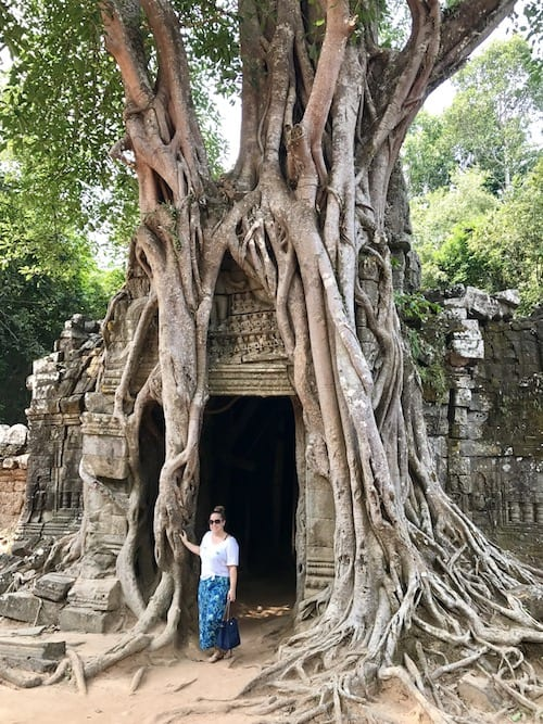What to wear in Angkor Wat