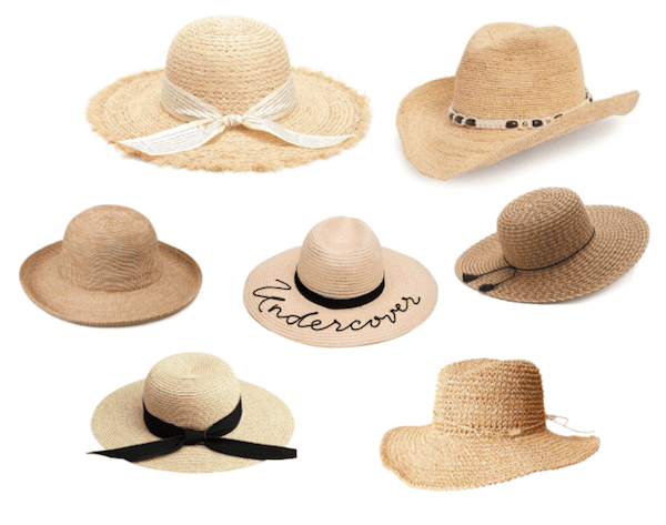 What to wear in Angkor Wat : hat