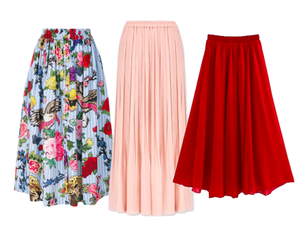 What to wear in Angkor Wat : skirts
