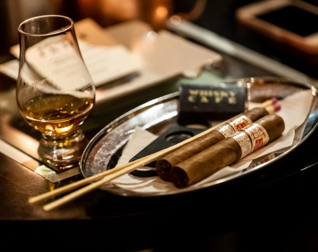 Scotch et cigares, les 30 ans du Whisky Café