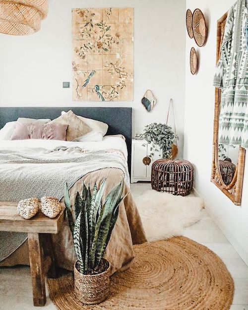Bedroom decor idea