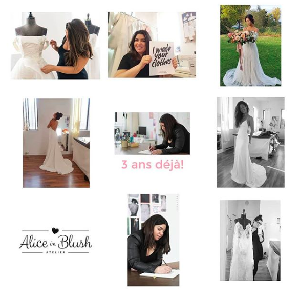 Lisa Abi Chedid, designer, Alice in Blush