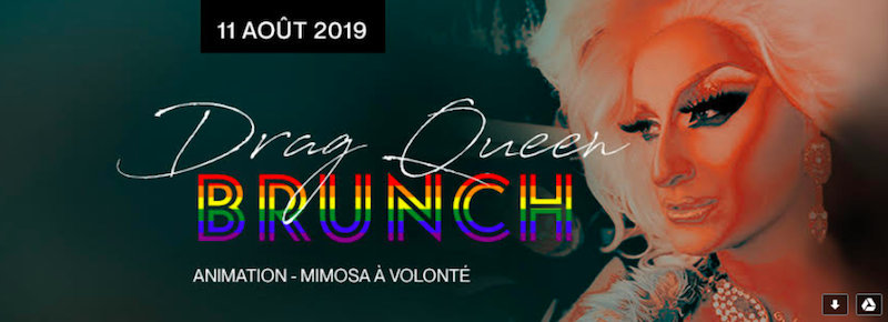 Drag Queen Brunch au Méchant Boeuf de Montréal
