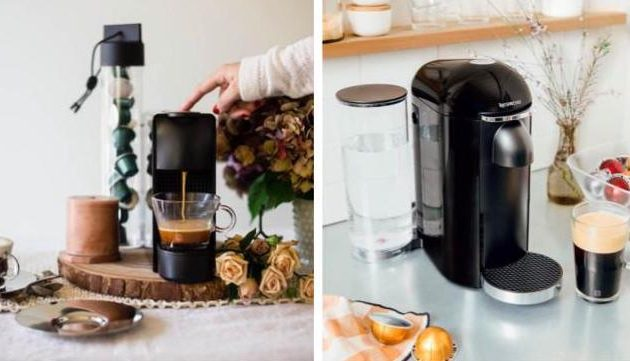 Original vs Vertuo : quelle machine Nespresso choisir?