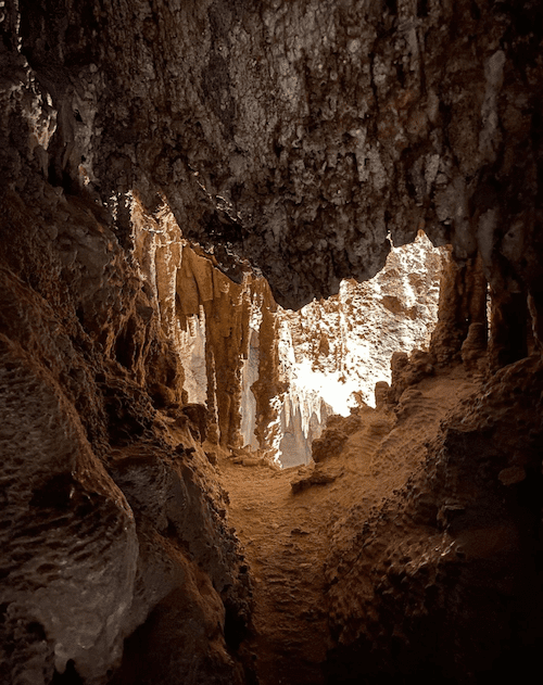 Colossal Cave Arizona