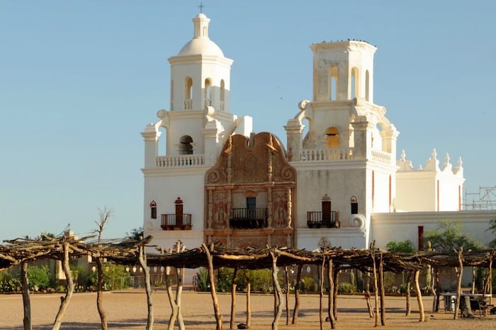 What to do in Tucson : Mission San Xavier Del Bac