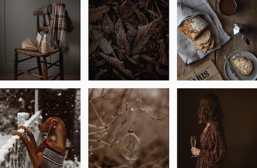@thesecountryroads compte Instagram UK