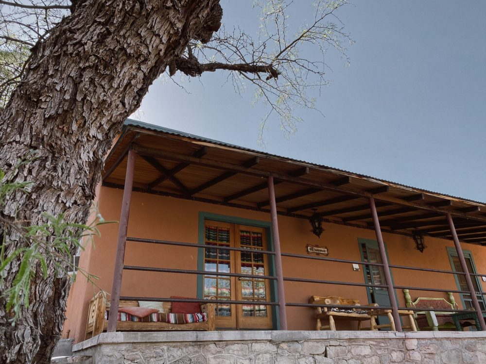 Historic C.O.D. Ranch - venue for private events in Arizona